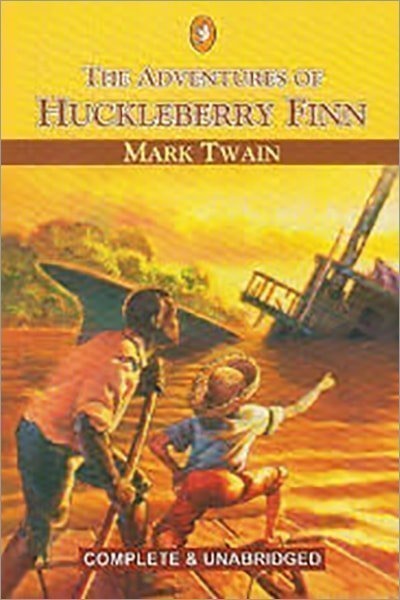 The Adventures of Huckleberry Finn - New