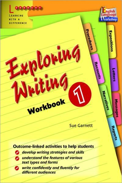 Exploring Writing Work Book - 1 - Used