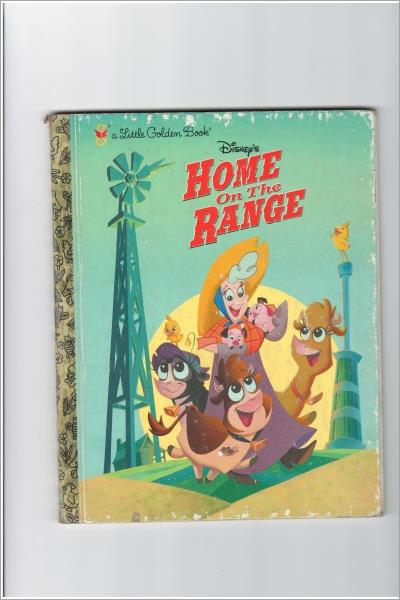 Home on the Range - Used