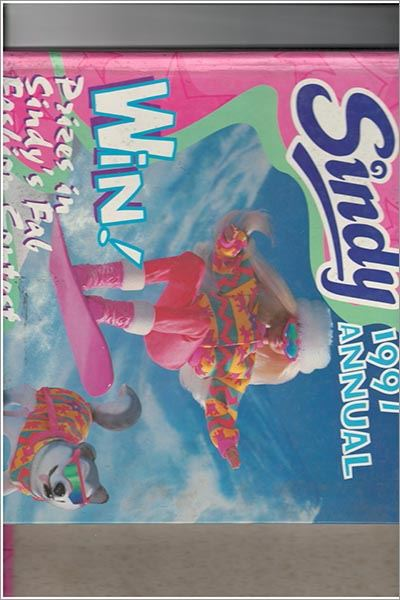 Sindy Annual 1997 - Used