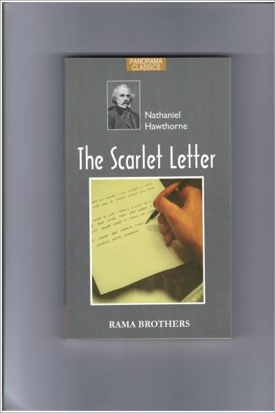 The Scarlet Letter - New