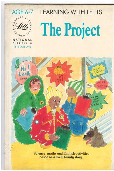 The Project (Learning with Letts) - Used
