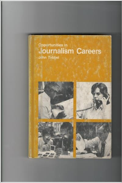 Opportunities in Journalism careers - Used