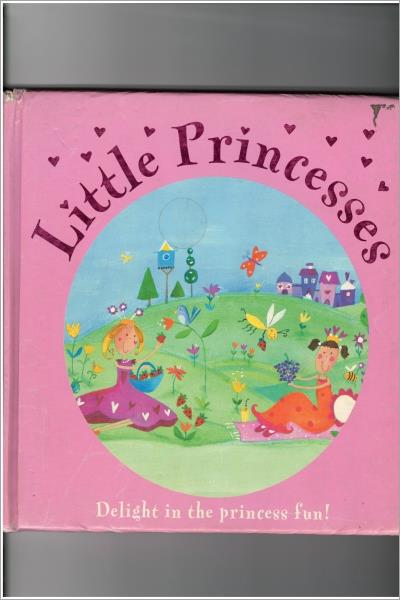 Little Princesses (Padded Boards) - Used