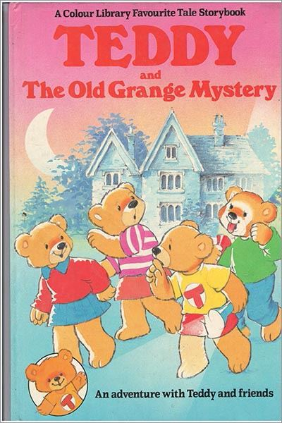 Teddy and the Old Grange Mystery - Used