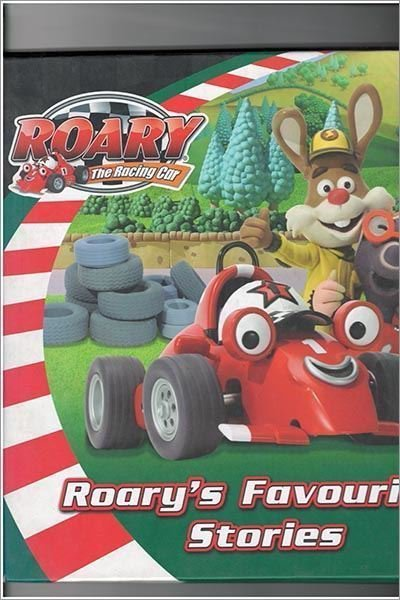 ROARY THE RACING CAR : RAORY'S FAVOURITE STORIES - Used
