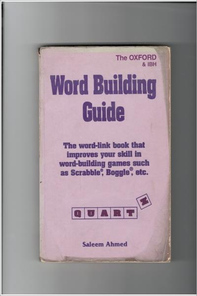Word Building Guide - Used