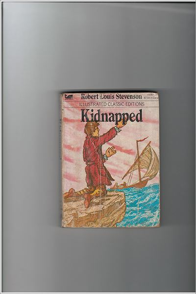 Kidnapped (Illustrated Classic Editions) - Used
