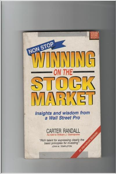 Winning on the Stock Market - Used