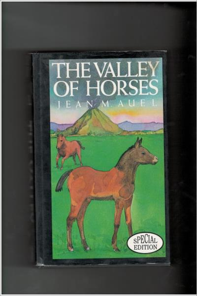 The Valley of Horses - Used
