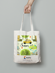 Tote Bag - Summer Collection -Small Size