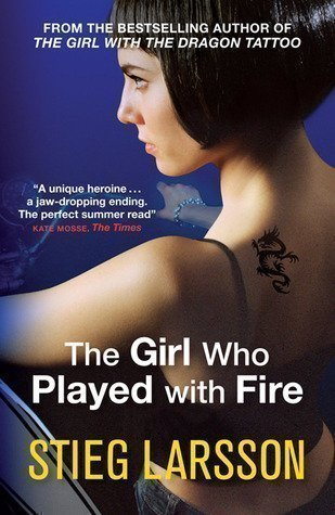 The Girl Who Played with Fire - Used