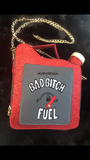 All Gas No Brakes Purse (Red)