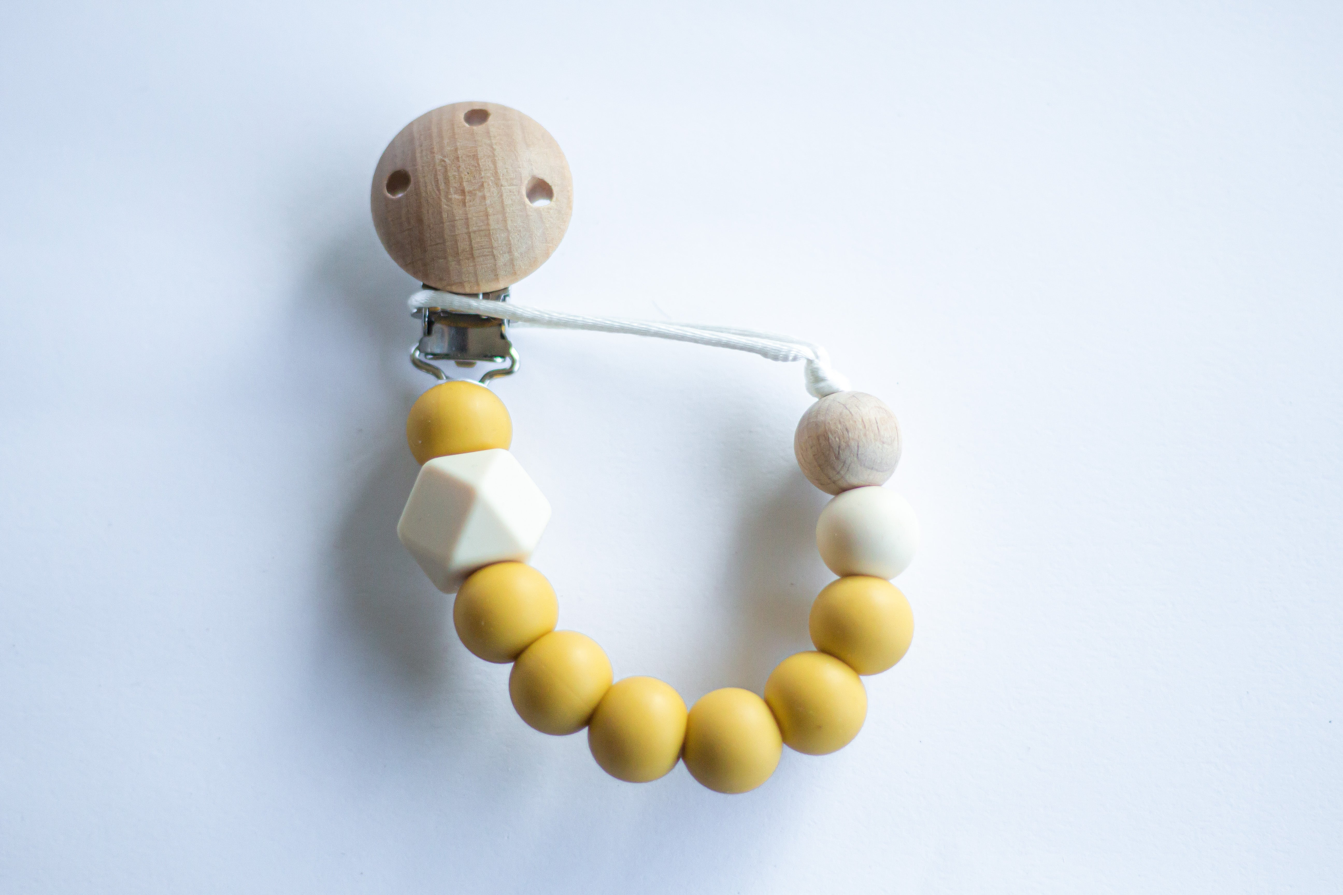 Mustard Dummy Chain | Willow May