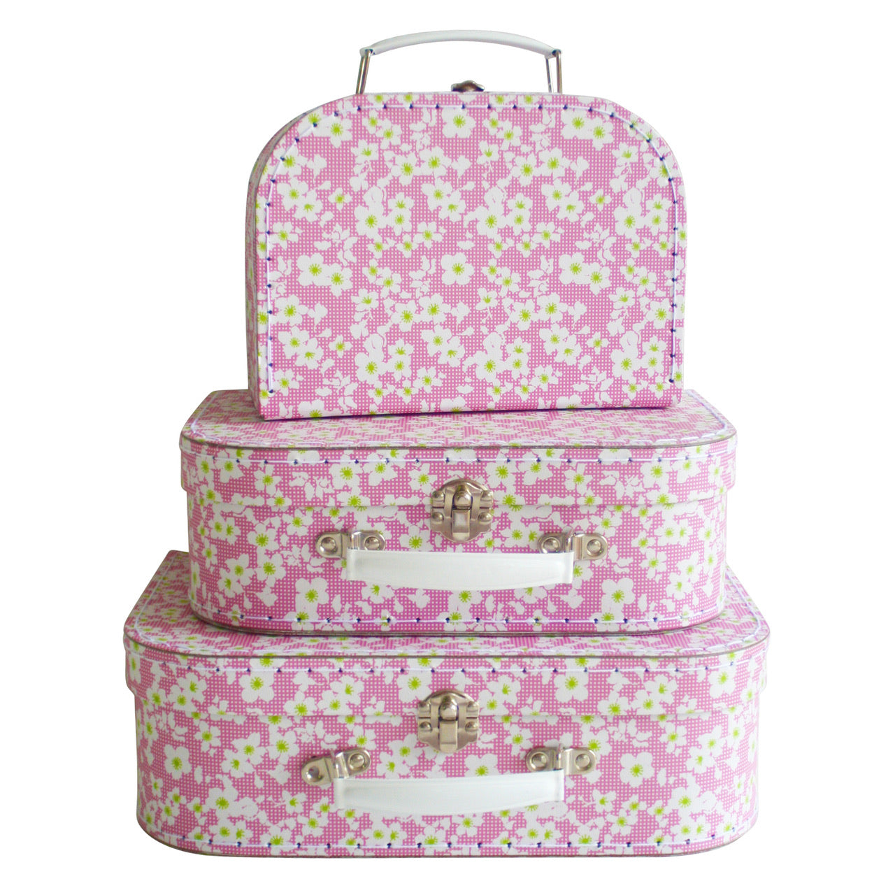 SUITCASE SET BLOSSOM PINK