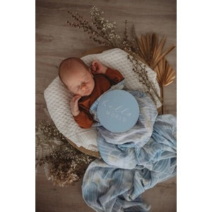 Eventide Miss Kyree Loves | Organic Muslin Wrap