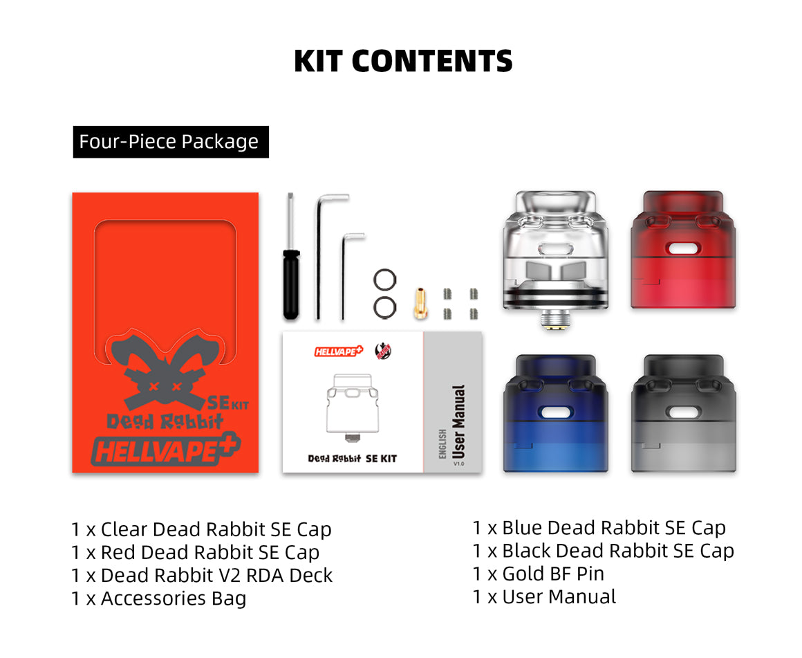 Hellvape Dead Rabbit SE Kit - Ecigone