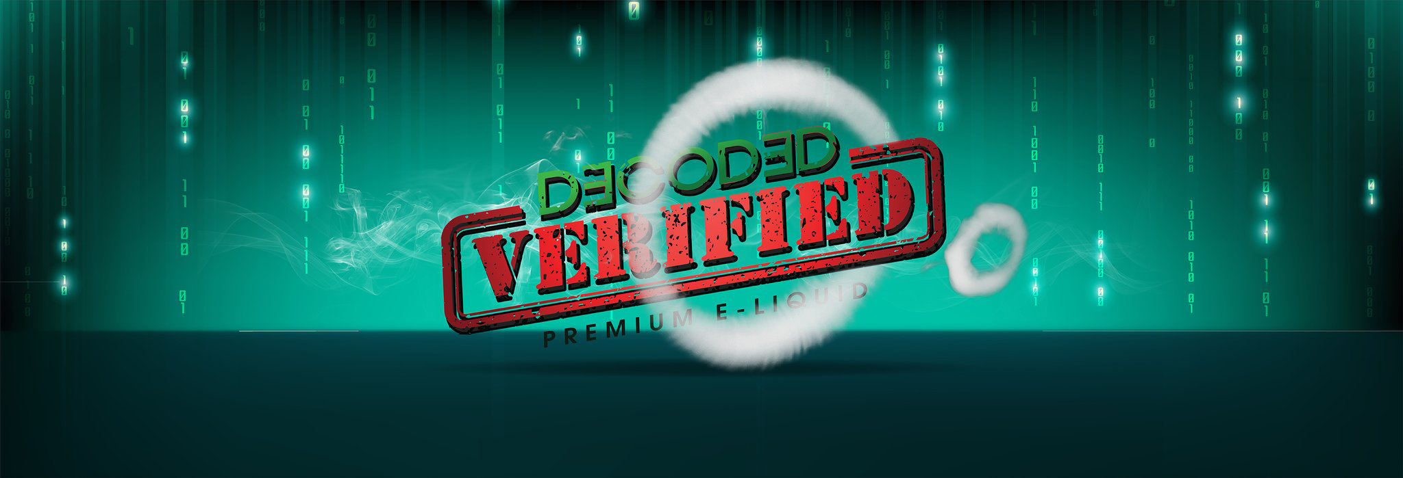 Decoded Verified 100ml Shortfill - ECIGONE