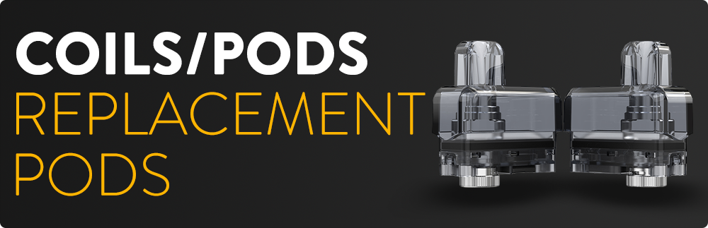 Replacement Pods - Ecigone Vape Shop United Kingdom UK Free Shipping Fast Delivery Deals Bundle Deals Lowest Price Hardware E-Liquids Mods Tanks SubOhm Next Day Delivery Vaping Vape Kits Nic Salts Nicotine Pod System Accessories Weekly Deals Special Deal