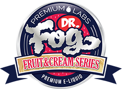 Dr. Fog Fruit & Cream Series 100ml Shortfill - ECIGONE