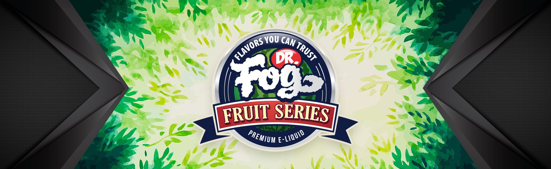 Dr. Fog Fruit Series 100ml Shortfill - ECIGONE