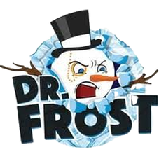 Dr. Frost Energy Ice 100ml Shortfill - ECIGONE