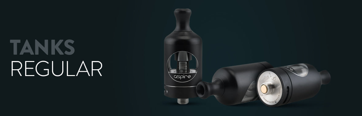 REGULAR TANKS - ECIGONE - VAPE SHOP UK