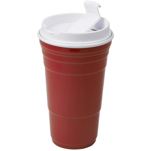 20 oz. Reusable Red Cup Insulated Tumbler - Red Cup Living, LLC