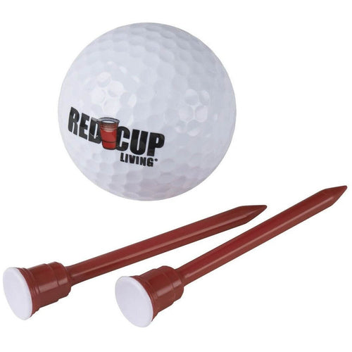 Red Cup Golf Tees - Bag of 100