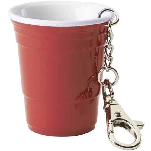 Red Cup Keychain