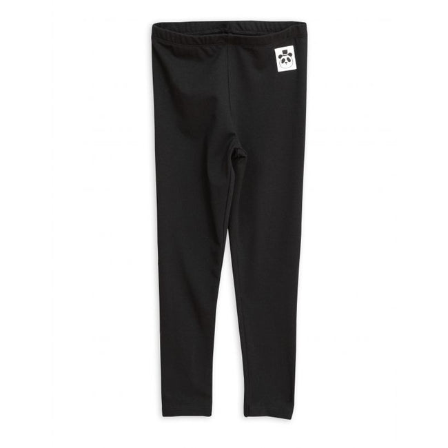 Mini Rodini basic leggings black