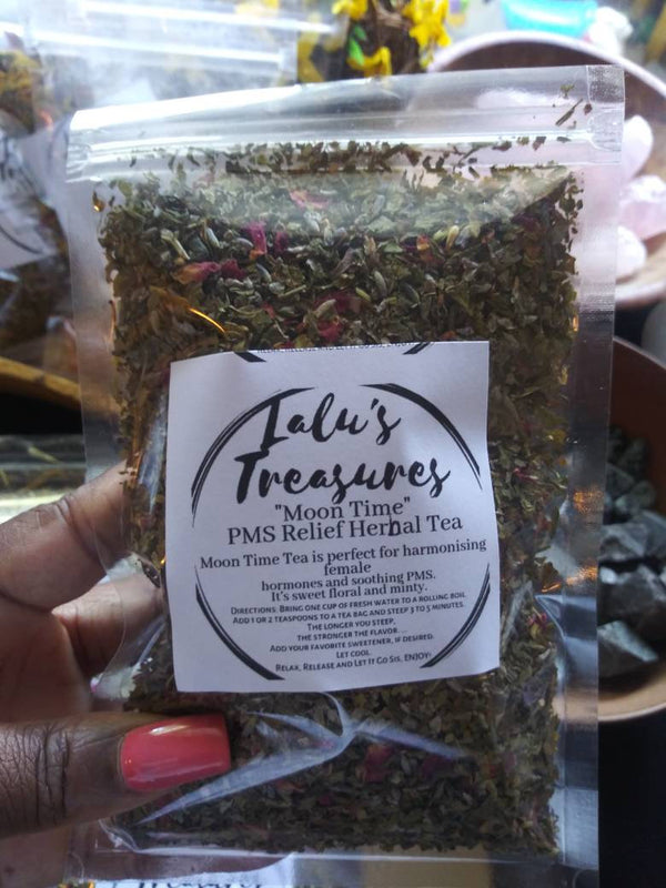 Love Ya' Womb Pms Relief Herbal Tea-Organic