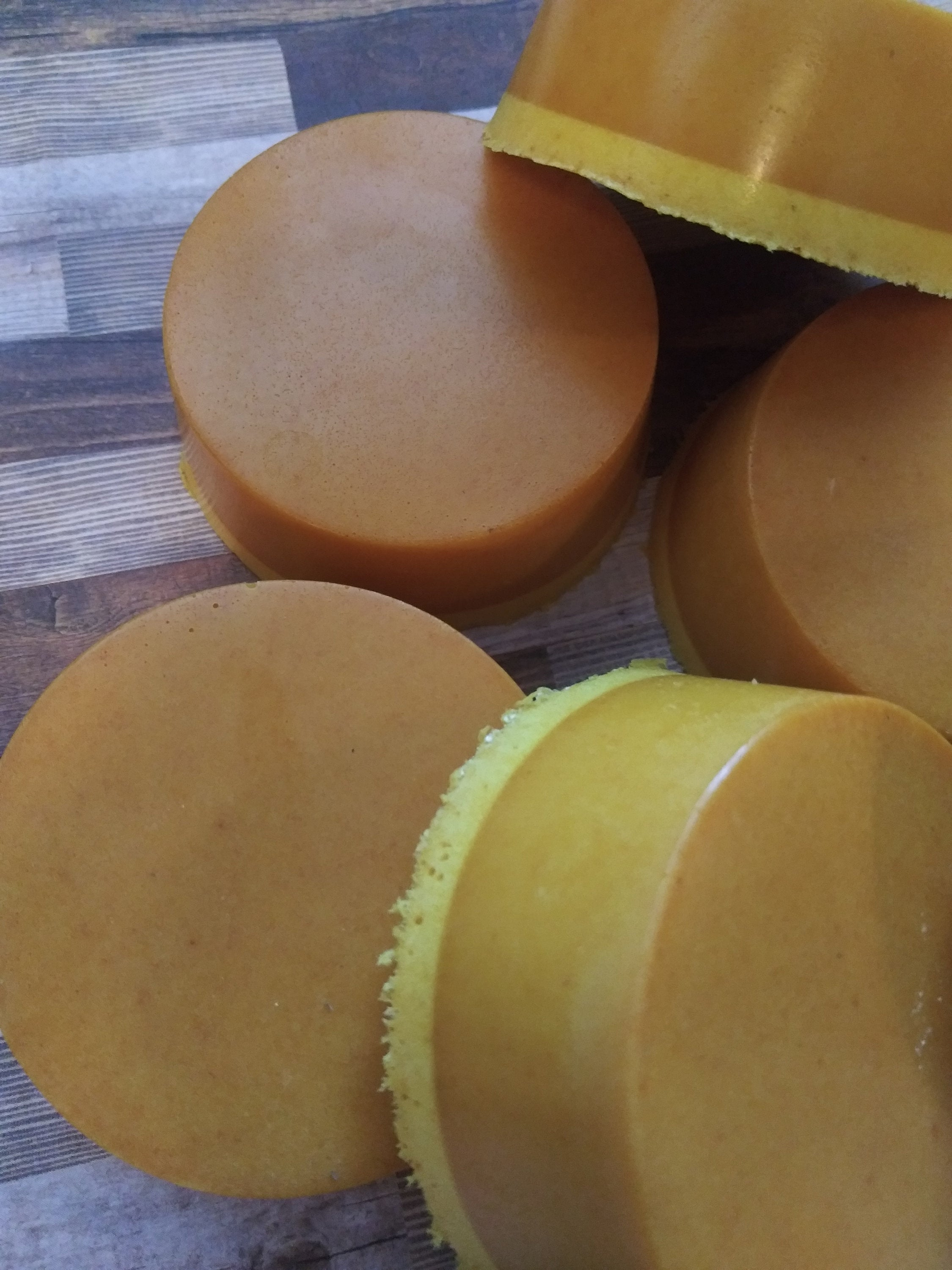 Turmeric Soap for Skin Discoloration