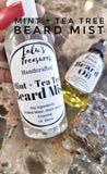 Mint+Tea Tree Beard Mist