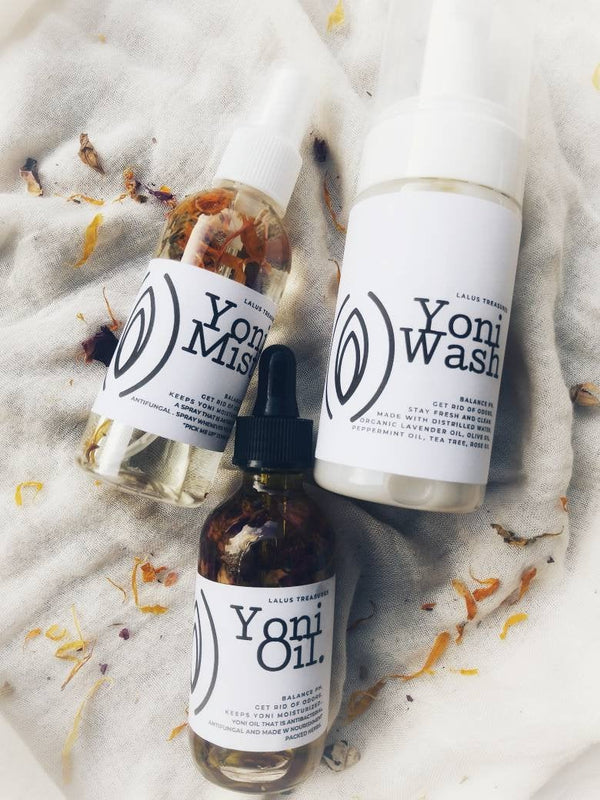 Yoni Care Kit