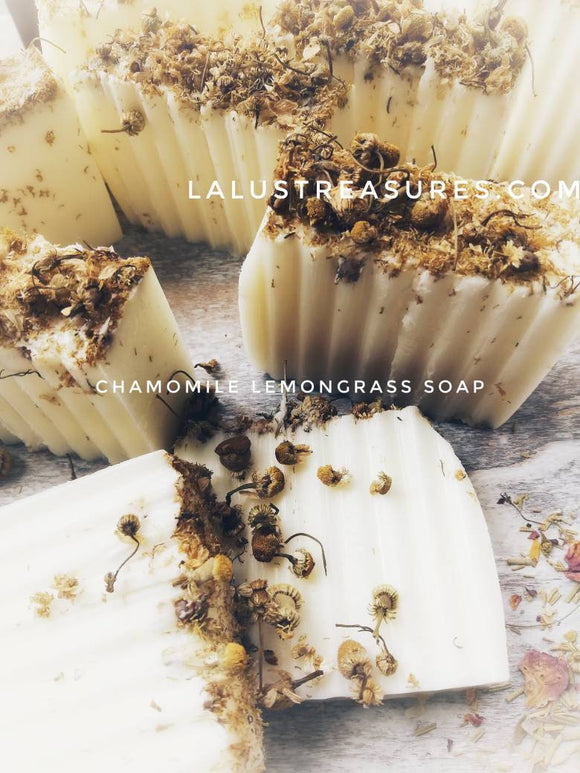 Chamomile Lemongrass Soap