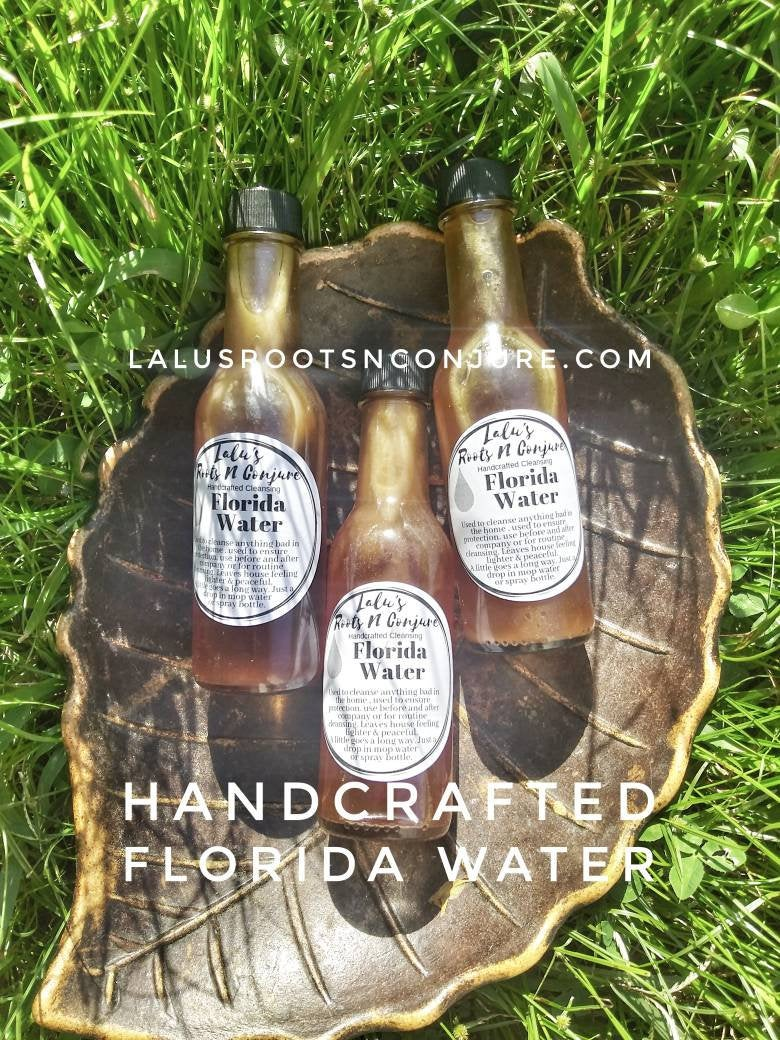 Handcrafted Florida Water
