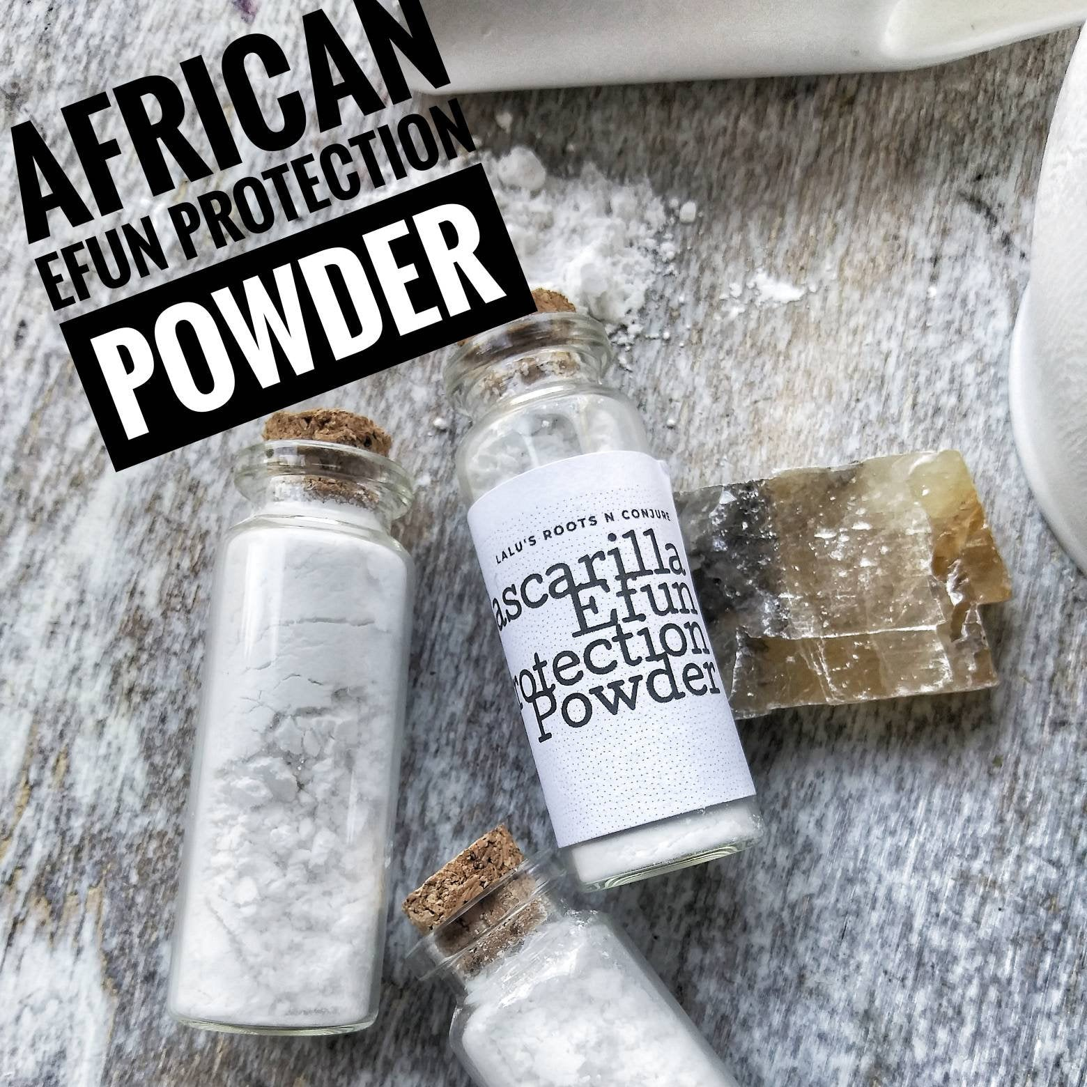 Protection Powder |Banish and Protect