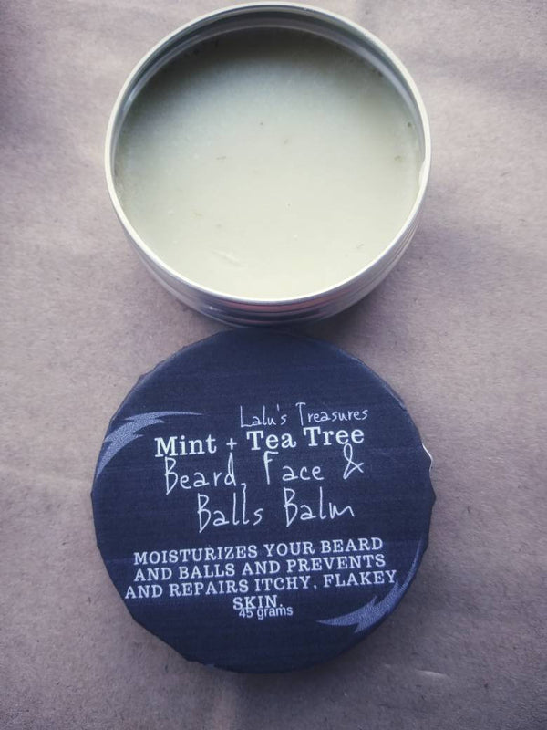Beard and Balls Balm |Moisturizer