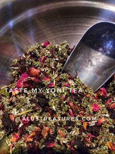 Taste My Sweet Yoni Tea