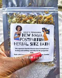 New Mama Postpartum Herbal Sitz Bath