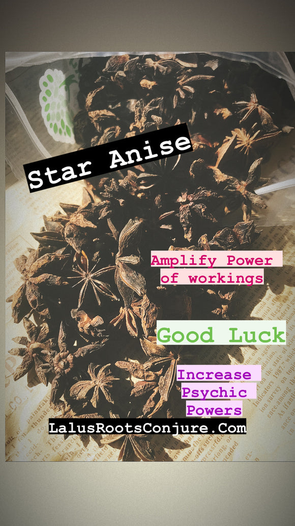 Star Anise: Amplify Rituals, Money Herb, Divination