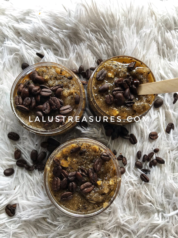 Coffee Sugar Scrub |Anti Cellulite Scrub