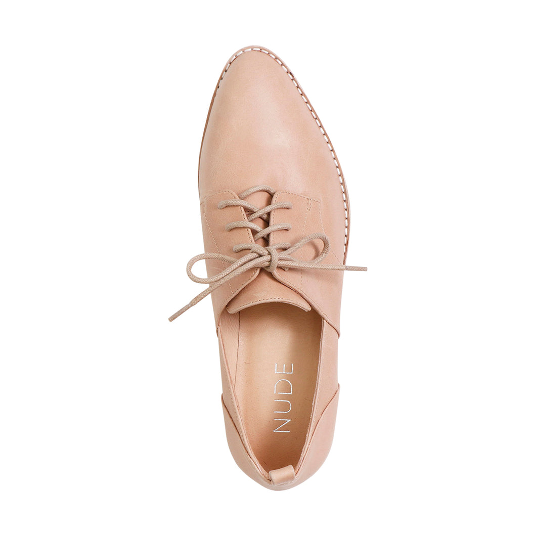 Nude Footwear - MARLEY Natural Leather