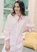 Load image into Gallery viewer, cloth + paper + scissors - Pale Pink Shirt