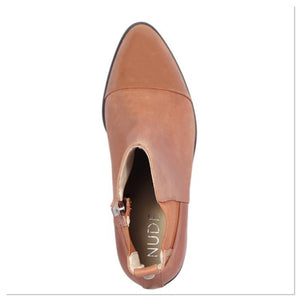 Nude Footwear - ARDEN Mocka Leather