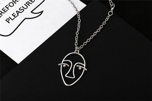 Face Necklace