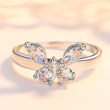 Load image into Gallery viewer, Flirty Butterfly Ring