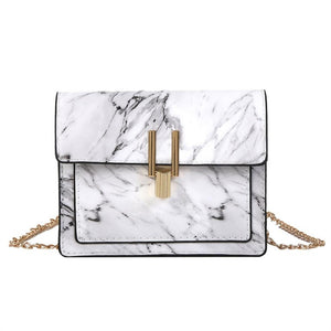 Marble Chic Bag