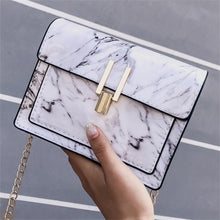 Load image into Gallery viewer, Marble Chic Bag